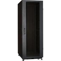Шкаф коммутационный напольный 48U 800x1200 разборный, перфорированные двери