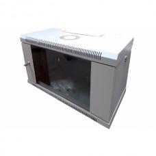 Шкаф коммутационный настенный 6U 600x350 разборной