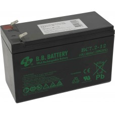 BB Battery BС 7,2-12, акумуляторна батарея