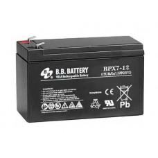 BB Battery BPX7-12/T2, акумуляторна батарея