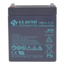 BB Battery HRC 5,5-12, акумуляторна батарея