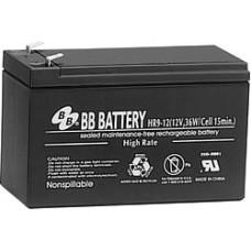 BB Battery HR9-12FR/T2, акумуляторна батарея (вогнестійкий корпус)