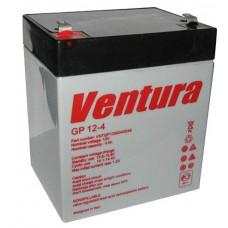 Ventura GP 12-4, акумуляторна батарея