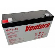 Ventura GP 6-12, акумуляторна батарея