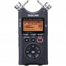 Tascam DR-40, цифровой диктофон