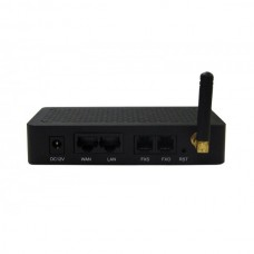 Dinstar UC100-1G1S - голосовий шлюз з портом FXS, підтримка SIP