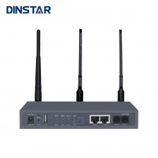 Dinstar UC120-1V1S1O, ip-атс, 1 LTE/GSM, 1 FXS, 1 FXO