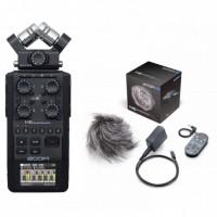 Zoom H6 BLK SET Рекордер