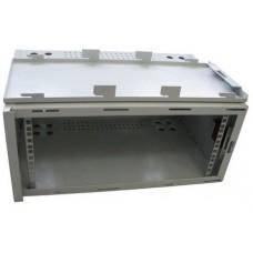 Шкаф антивандальный 4U, глубина 350мм