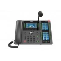 Fanvil X210i, sip телефон, микрофон, 3 дисплея, 20 SIP линий, 116 DSS клавиш, PoE