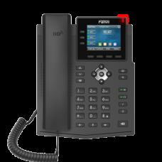 Fanvil X3U, sip телефон 6 SIP акаунтів, 2 х Gigabit LAN PoE