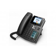 Fanvil X4U, sip телефон 12 SIP акаунтів, USB, PoE (запис телефонних розмов)
