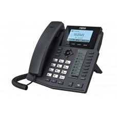 Fanvil X5G - sip телефон 6 SIP акаунтів, PoE