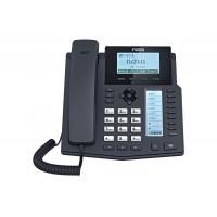 Fanvil X5U, sip телефон 6 SIP аккаунтов, HD Audio, 2 порта 10/100, USB, PoE