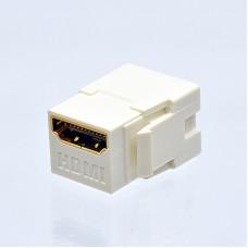 Модуль KeyStone HDMI, білий, EPNew