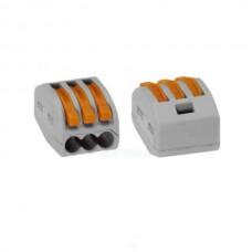 Коннектор на три контакта (400В, 32А)