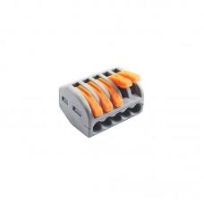 Коннектор на пять контактов (400В, 32А)