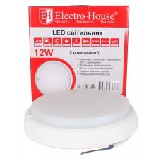 LED светильник 12W IP54