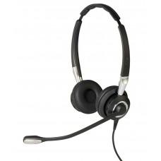 Jabra Biz 2400 II QD Duo NC, дротова гарнітура з шумозаглушенням