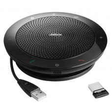 Jabra Speak 510+ MS, беспроводной USB/Bluetooth-спикерфон, Microsoft Lync