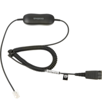 Jabra GN1200 CC Кабель-адаптер для гарнітур (кручений)