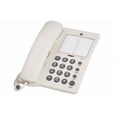 2E AP-310 Beige White, дротовий телефон