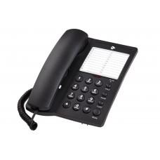 2E AP-310 Black, дротовий телефон