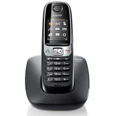 Gigaset C620 Black, радиотелефон DECT