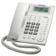 Panasonic KX-TS2388UAW White, дротовий телефон