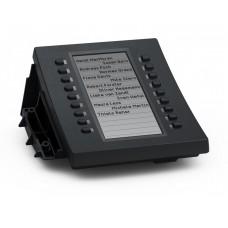 Snom D3, модуль расширения, 18 клавиш, BLF, LCD дисплей