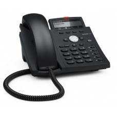 Snom D315, sip телефон 4 SIP линий, Ethernet, широкополосный HD звук, PoE