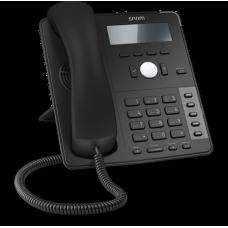 Snom D712, sip телефон, 4 Sip аккаунта, HD звук