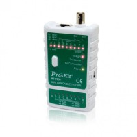 Тестер кабеля Pro'sKit MT-7058