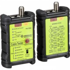 Greenlee 1594 - LAN & A/V Cable-Check, кабельный тестер