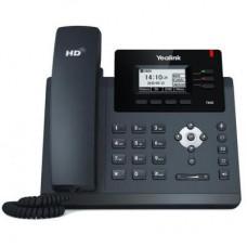 Yealink SIP-T40G, ip телефон, 3 sip-аккаунти, BLF, PoE, GigE