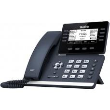 Yealink SIP-T53, мультимедійний ір телефон, 12 sip-акаунтів, USB, GigE