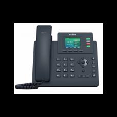 Yealink SIP-T33P, ip телефон, 4 sip-аккаунти, кольоровий екран, PoE