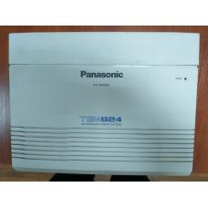 Panasonic KX-TEM824UA, аналогова АТС, конфігурація: 6 зовнішніх/16 внутрішніх портів