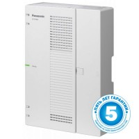 Panasonic KX-HTS824RU, ip атс - базова конфігурація 4 зовнішніх 8 внутрішніх ліній