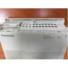 Panasonic KX-TA616RU, аналогова атс, конфігурація: 6 зовнішніх/16 внутрішніх портів