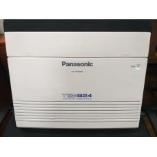 Panasonic KX-TEM824UA, аналоговая атс, конфигурация: 8 внешних/24 внутренних портов