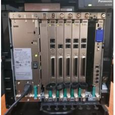 Panasonic KX-TDA100UA, цифрова АТС: 16 міських/ 8 цифрових/ 56 аналогових портів
