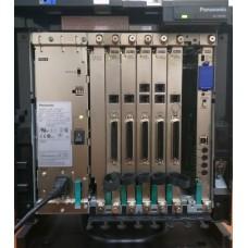 Panasonic KX-TDA100UA, цифрова АТС: 8 міських/ 8 цифрових/ 48 аналогових портів