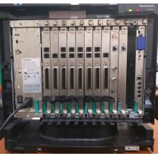 Panasonic KX-TDA200UA, цифрова АТС: PRI-потік/16 міських/8цифрових/96 аналогових портів