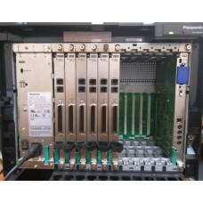 Panasonic KX-TDA200UA, цифрова АТС: 16 міських/ 8 цифрових/ 72 аналогових порти