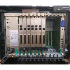 Panasonic KX-TDA200UA, цифрова АТС: 16 міських/ 8 цифрових/ 80 аналогових порти