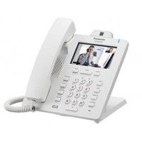 Panasonic KX-HDV430RU White, дротовий sip-видеотелефон