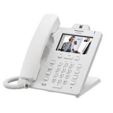 Panasonic KX-HDV430RU White, проводной sip-видеотелефон