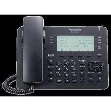 Panasonic KX-NT630RU-B Black, проводной ip-телефон для АТС Panasonic серии KX-NS/NSX
