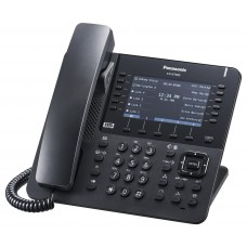 Panasonic KX-NT680RU-B Black, проводной ip-телефон для АТС Panasonic серии KX-NS/NSX